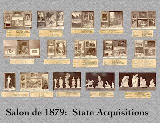 Salon de 1879 paris salon exhibitions 1667 1880 for Salon exposition paris