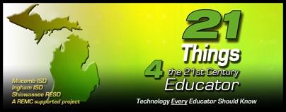 21 Things for Teachers