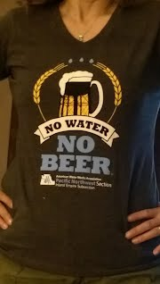 251b31de8 Click here to order and see sizes in stock: No Water No Beer T-shirts~  $15.00