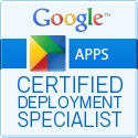 Google Apps Certified Deployment Specialist