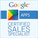 Google Apps Certified Sales Specialist