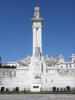 Monumento a las Cortes 1.812 (Cádiz)