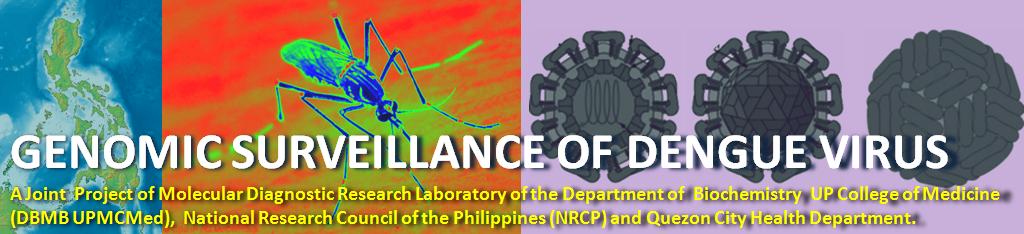 Genomic Surveillance of Dengue Virus -MDL-UPMCmed