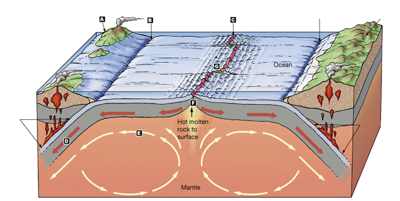 Plate tectonics mrs zeringues 7th grade science youtube video sciox Images