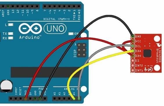 Tilt Switch Modul Winkel Sensor Modul für Arduino SW520D