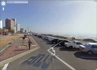 Street View South Africa