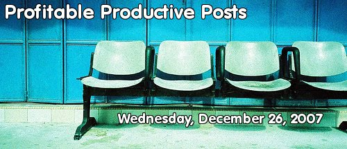 Profitable Productive Posts