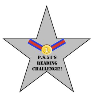P.S. 54's Reading Challenge