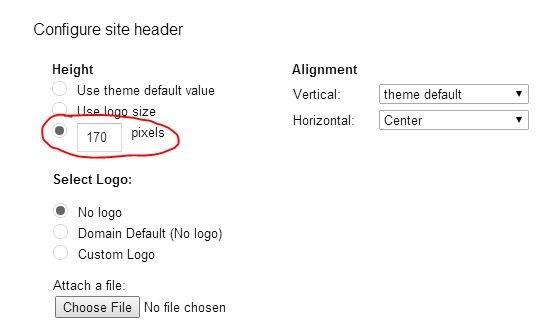 Step 9 Making a custom header or banner - Classroom Websites