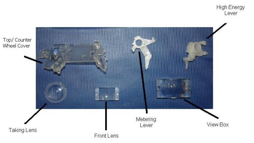 Disposable Camera Parts Diagram - Wiring Diagrams Schematics