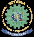 PCS STEM logo graphic