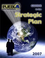 Strategic Plan cover graphic