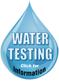 Water Testing - Click for Information