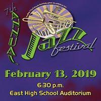 7th Annual Jazz Festival: February 13, 2019