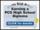 Earning a PCS High School Diploma