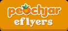 Peach Jar eflyers