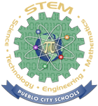 PCS STEM Logo Graphic