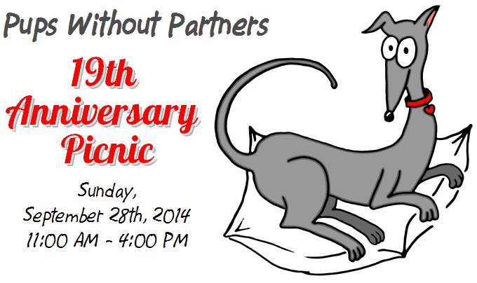 19th Anniversary Picnic Sept. 28