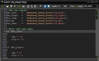Image result for game maker moving code