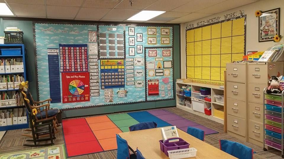 Class Room Decoration Kg