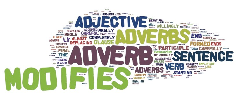 Adverbs Anders English I
