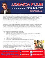 Marty Walsh Flyer