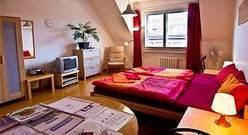 Prague apartment Roxy RENTeGO
