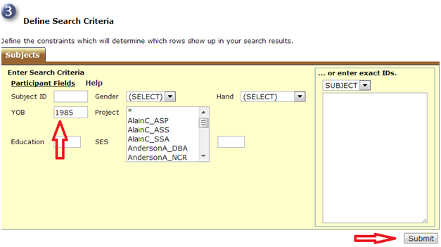 Search - informatics
