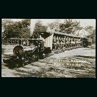 Miniature Railway Eden Springs