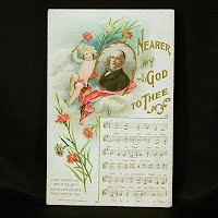 1908 Antique Postcard, Last Words of McKinley