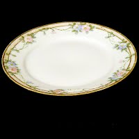 Antique Small Plate, 1900's