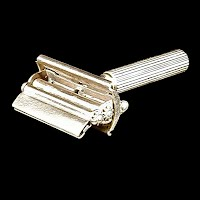 Vintage Ever-Ready Safety Razor, made in USA