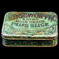 Antique Vintage Edgeworth Tobacco Tin