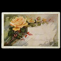 1909 Antique Postcard, from Eleanor Anderson