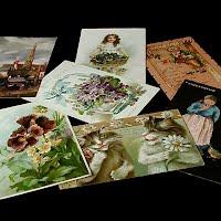Antique, Vintage Tuck Postcards
