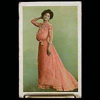 Antique Bamforth Postcard, I'm tired Good Night