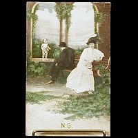 Antique Bamforth Postcard, N. G.