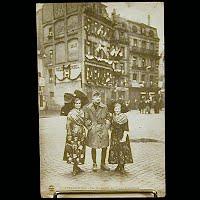 Real Photo Antique Postcard, WWI Strasbourg