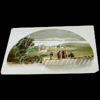 Antique Ephemera, antique religious card