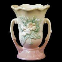 Vintage Hull Wildflower Vase, 1940's
