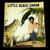 Antique Book, 1932, Little Black Sambo