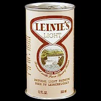 Vintage Beer Can, Leinie's Light Beer