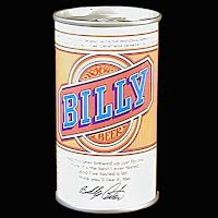 Vintage Beer Can, Billy Beer