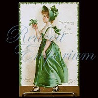 Antique Clapsaddle St Patrick's Day Post Card
