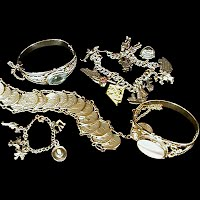 Antique and Vintage Bracelets
