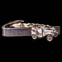 Vintage Shields Antique Car Tie Clip