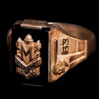 Vintage Mankato Class Ring, 10K