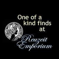One of a kind finds at Reuzeit Emporium