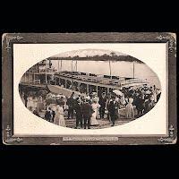 Antique Post Card, Steamer Ideal Excursions, St Paul Souvenir Company