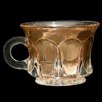 Antique EAPG Portland Punch Cup